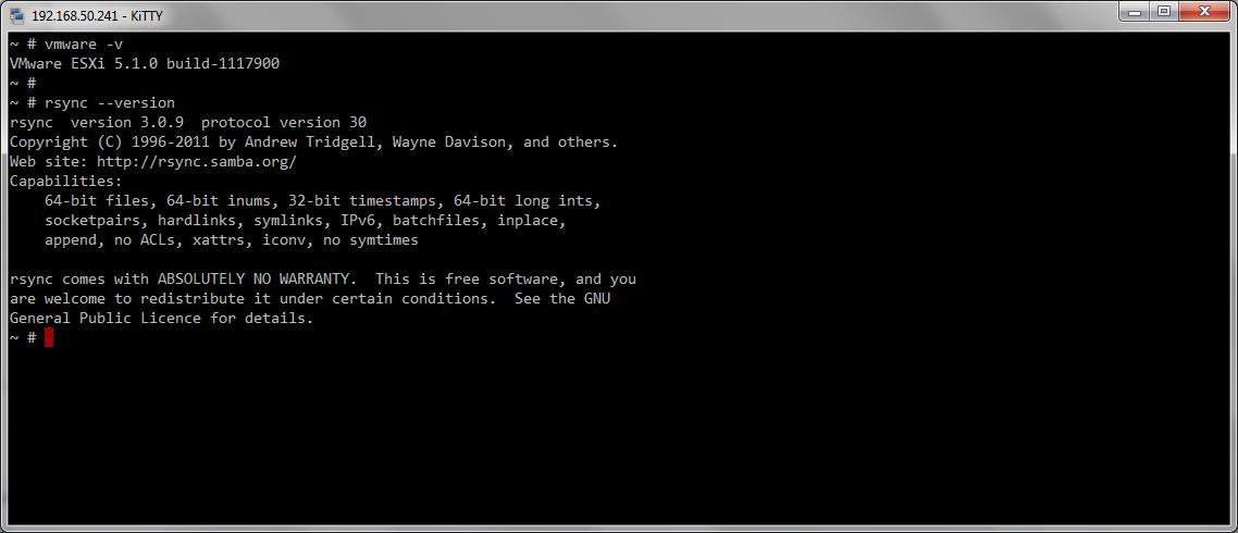 esxi5-compile-rsync-static