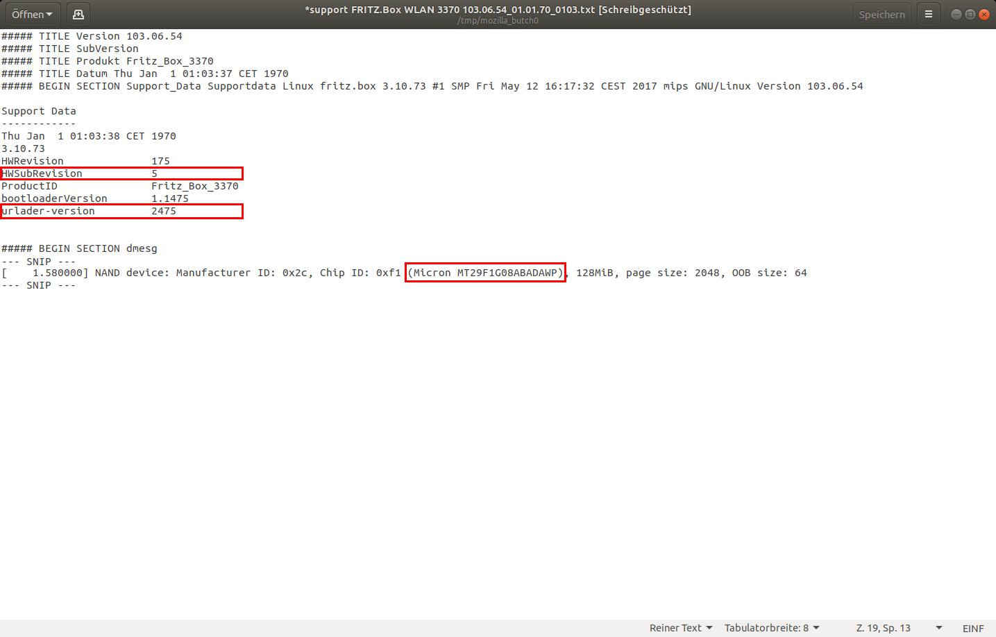 OpenWrt auf einer AVM FRITZ!Box 3370 installieren – bachmann-lan de