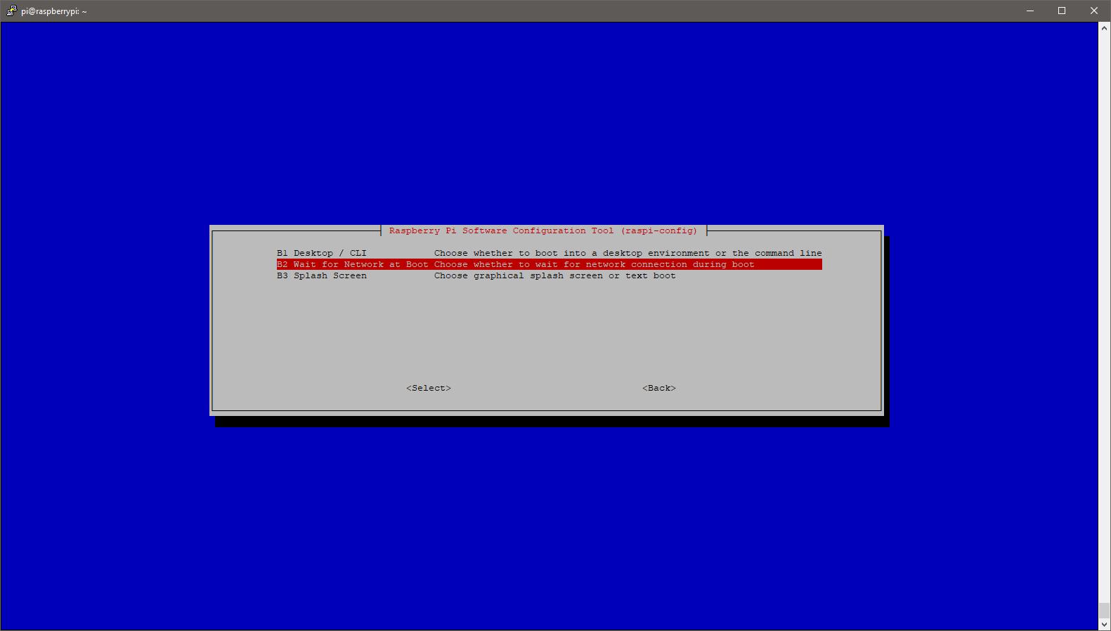 Raspberry Pi als Überwachungsmonitor mit UniFi Video – bachmann-lan de